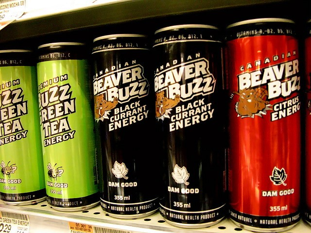 Energy Drinks - Useful Things about Them